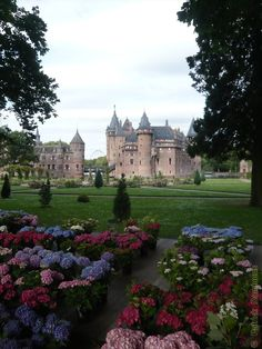 De Haar Castle, Utrecht In the centre of the Netherlands (near Utrecht and only a 30 minute drive from Amsterdam)