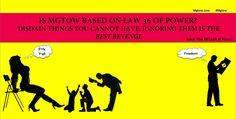 Law 36 of power is #mgtow https://youtu.be/HNXpdA55ji8