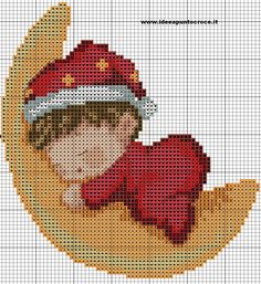 Cross Stitch *<3* schema bebè
