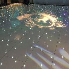 LED twinkle dance floor