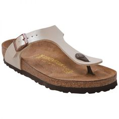 Birkenstock Gizeh Birko-Flor Women's T-Strap Sandal