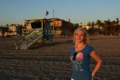 Santa Monica Beach - California, USA
