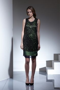 Elie Tahari Pre-Fall 2013 Collection Slideshow on Style.com
