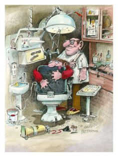 The Dentist - Gary Patterson