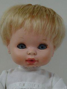 Muneco Baby MOCOSETE de Toyse , 70's
