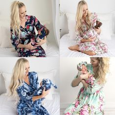 Nursing Robe, Delivery Gown, Hospital Gowns, Hospital Photos, Hospital Bag, Baby Set, Trending Outfits, Maternity Pics, Maternity Outfits
