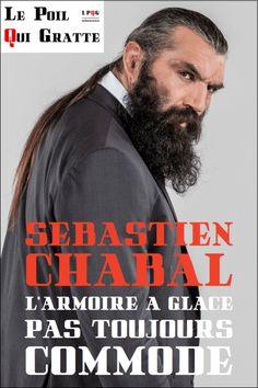 Sébastien Chabal: Larmoire à glace pas toujours commode #Infaux