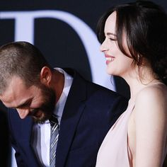 Jamie Dornan and Dakota johnson ruling the fifty shades darker premiere in LA february 2nd 207-#KING AND HIS QUEEN