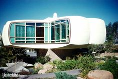 Disney's Monsanto House of The Future was really quite a treat. Now everything that was in it is obsolete.