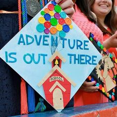 Grad Cap idea... Just a dream away