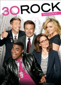 Amazon.com: 30 Rock: Season 6: Tina Fey, Alec Baldwin, Tracy Morgan, Jane Krakowski: Movies & TV
