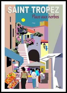 Best Indoor Garden Ideas for 2020 The number of internet users who are looking for… Saint Tropez, Movie Poster Art, Poster Wall, Poster Prints, Art Et Design, Retro, Graphic Wallpaper, Photo Wall Collage, Sale Poster