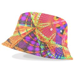 Shop 99 Bucket Hat by THE GRIFFIN PASSANT STREETWEAR (STREETWEAR) | Print All Over Me