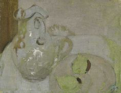 MAKING A MARK: William Nicholson: Lilian Browse vs Patricia Reed and my opinion on that glass jug Painting Still Life, Still Life Art, Paintings I Love, William Nicholson, Glass Jug, Detail Art, Painting Inspiration, Art Gallery, Abstract