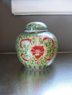 Ginger Jar $15