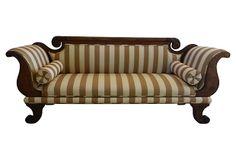 French Empire-Style  Sofa on OneKingsLane.com