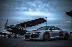 Audi R8 V10 | Brixton Forged CM5 Targa Series wheels