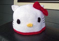 10 Free Hello Kitty Crochet Patterns | The Steady Hand