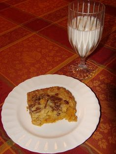 Aggieland Mommy Cooks: Pumpkin Pie Crunch