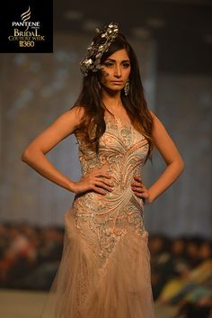 Pakistani dress,bridal couture week 2013
