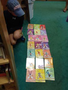 Deciding on a fairy book