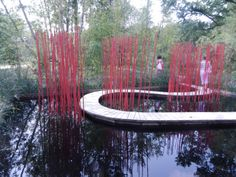 Le jardin de Yu Kongjian 2013