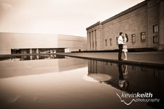 Kansas City Plaza Engagement Session Photos by Kansas City Wedding Photographer, Kevin Keith Photography - www.kevinkeithphotography.com - info@kevinkeithphotography.com