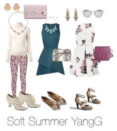 Soft Summer Yang Gamine