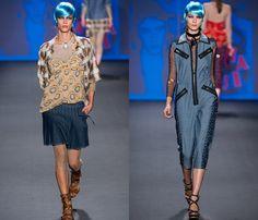 Anna Sui at New York Fashion Week