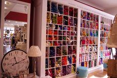 New #garnstudio retailer Dolce Lana, Hoevenen, Belgium, www.dolcelana.be
