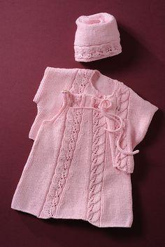 Ravelry: Eleonora dress pattern by Véronique Vieljeux & Nancy Waille