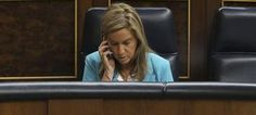 Ruz señala a Ana Mato del partido popular  como beneficiaria de la Gürtel a título lucrativo