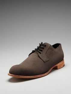 Lace Up Suede Oxfords  a definite yes for fall….