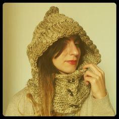Pilgrim wool Hat