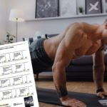 Home Workout Challenge for Total Beginners workouts für zu hause Fitness Workouts, Fitness Herausforderungen, Easy Workouts, At Home Workouts, Bodyweight Routine, Cardio Hiit, Gym Weights, Workout Challenge, Workout Circuit