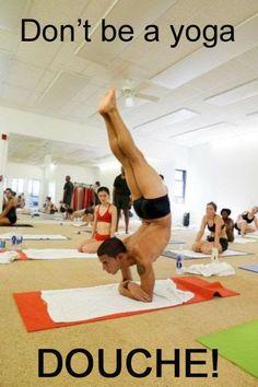 More yoga humor. :)