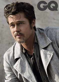 Brad Pitt opens up about tying the knot with Angelina Jolie in GQ interview Vivienne Marcheline Jolie Pitt, Jennifer Aniston, Oklahoma, Shiloh, Brad Pitt Movies, Brad Pitt Haircut, Brad Pitt And Angelina Jolie, Cover Boy, Wedding Of The Year