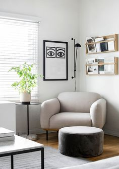 Reading Nook Update + Giveaway - Homey Oh My