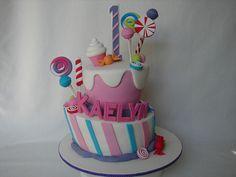 Candy Cake by MyCakes.com.au, via Flickr
