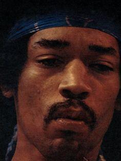 The face of Hendrix Studio 54 New York, Band Of Gypsys, Jimi Hendrix Experience, Janis Joplin, Rock Legends, Blues Rock, Jim Morrison, Eric Clapton, Rock Music