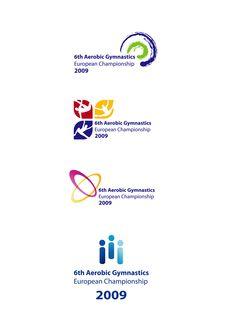 Loga pro evropské mistrovství - logo č. 2