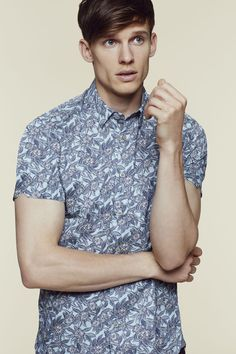 Summertime, Button Down Shirt, Fashion Looks, Men Casual, Shirt Dress, Mens Tops, Shirts, Dresses, Style