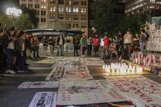 New York Stands with Ayotzinapa and Demands an End to the Drug War | Drug Policy Alliance