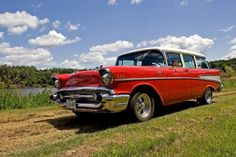 Let's See Pics Of Your 4 Door Wagons - Page 2 - TriFive.com, 1955 Chevy 1956 chevy 1957 Chevy Forum , Talk about your 55 chevy 56 chevy 57 chevy - Belair , 210, 150 sedans , Nomads and Trucks, Research, Free Tech Advice