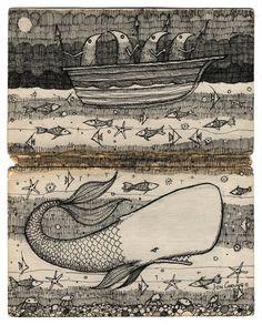 'The Last Merwhale' Jon Carling 2011