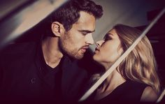 NEW HUGO BOSS The Scent for Her Stills Featuring Theo James and Anna Ewers