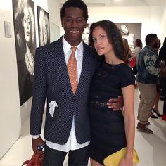 Claudia Mason and J. Alexander (Miss Jay) #model #ClaudiaMason #MissJay