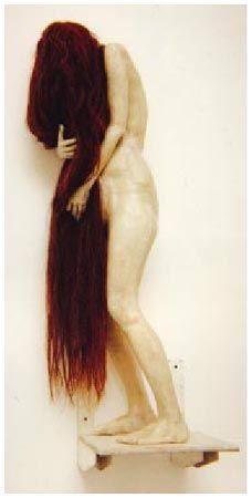 Rivane Neueschwander, Marie-Madeleine, 2003, Biennale de Venise
