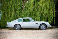 1968 Aston Martin DB6 Mk.I to Vantage Spec - Silverstone Auctions