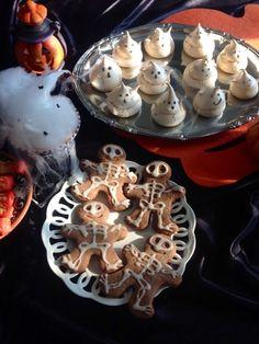 Lovely Cake: Scheletrini Pan di Zenzero #halloween